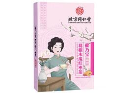 催乃宝葛根木瓜红枣茶