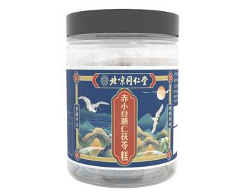 赤小豆薏仁茯苓糕