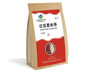 博曲�t豆薏米茶