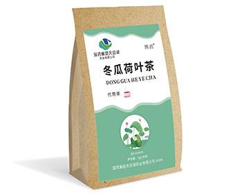 冬瓜荷�~茶代用茶