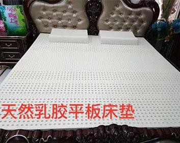 天然乳�z平板床�|