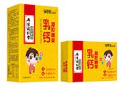 南京同仁堂绿金家园-乳钙凝胶糖果