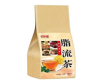 南京同仁堂�G金家�@脂流茶