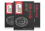 人参五宝茶150g