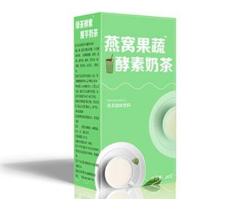 燕�C果蔬酵素奶茶