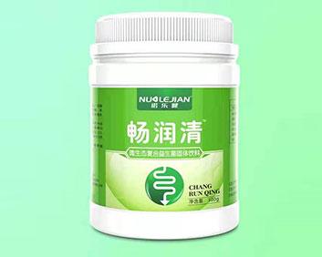���清-微生�B符合益生菌固�w�料