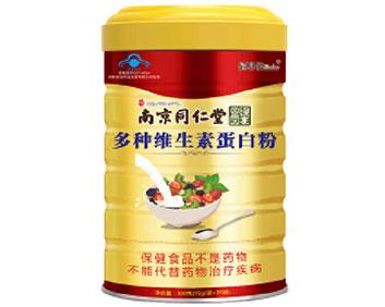 多�N�S生素蛋白粉(��食健字)