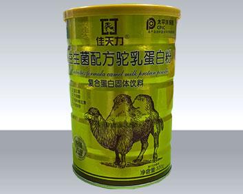 (佳天力)益生菌配方�乳蛋白粉