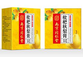 枇杷秋梨膏(300g/盒)