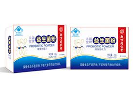 益生菌粉(蓝帽)