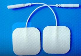扣式理疗电极片 山东辰星铝箔片铜扣电极贴可贴牌OEM