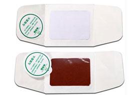 十年老厂济宁翰辰外用贴剂传统手工膏药布 免费拿样试用