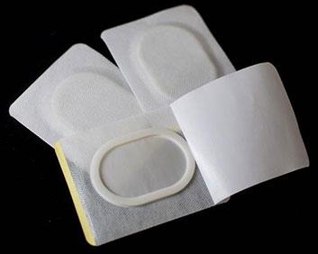传统老棉布膏药布
