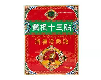 藏祖十三贴