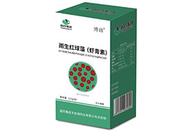 雨生红球藻(虾青素)